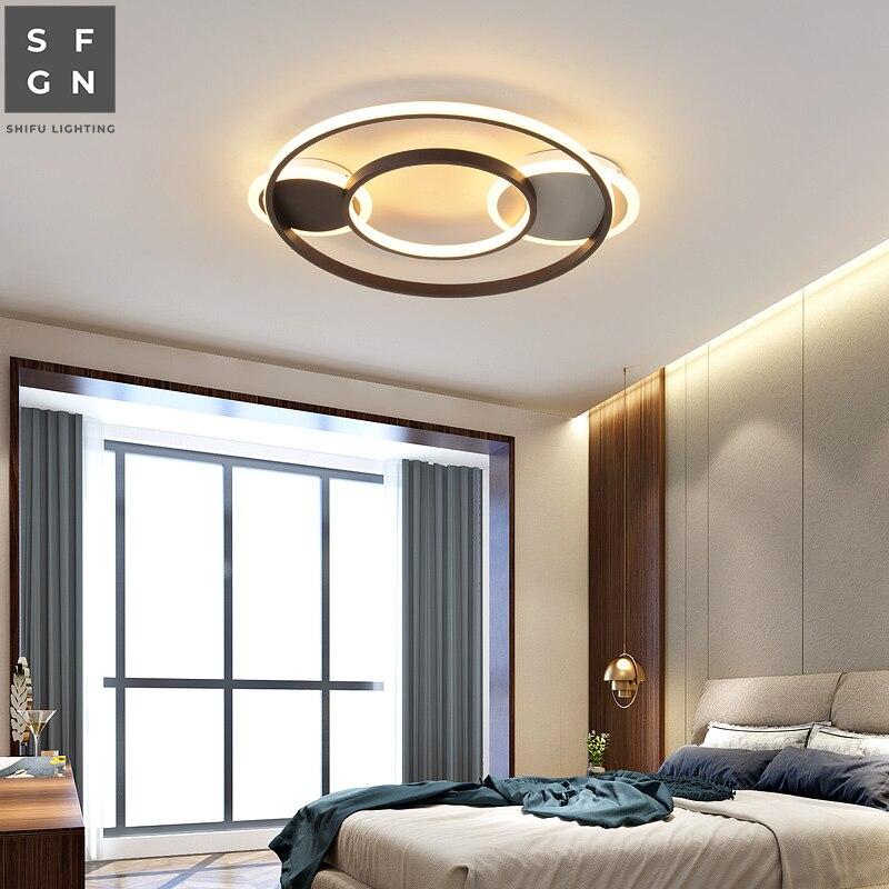 led ceiling light modern lamp home lights ceiling lighting for bedroom study dining room ceiling lamps title=