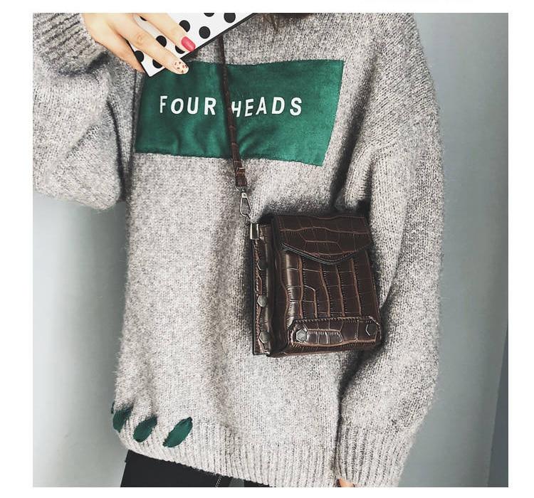 high quality bags bag women shoulder crossbody pu leather women`s handbags (17)