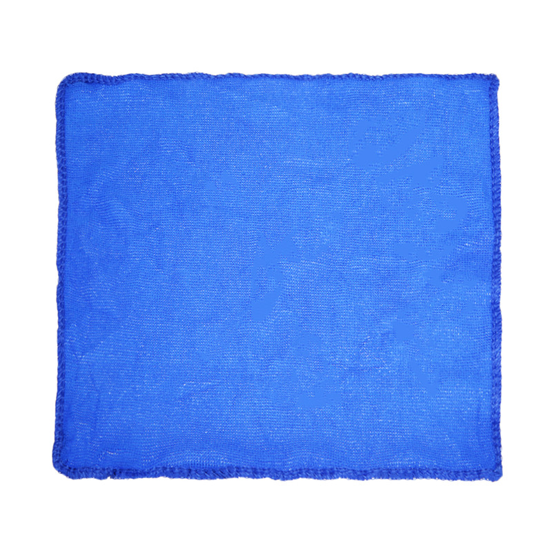 5pcs set Blue Microfiber Clean Auto Car Detail Soft Microfiber Cloths towels Wash Duster For Car Cleaning Accessories in Sponges Cloths Brushes from Automobiles Motorcycles