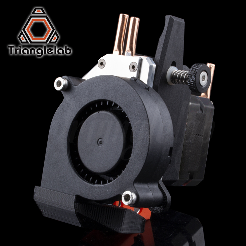 trianglelab AL-BMG-liquid cooling Direct Drive Extruder hotend BMG water cooling upgrade kit for Creality 3D Ender-3 CR-10S
