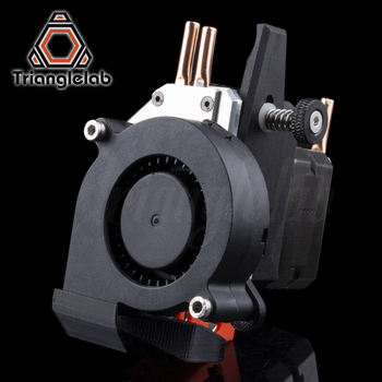 trianglelab AL-BMG-liquid cooling Direct Drive Extruder hotend BMG water cooling upgrade kit for Creality 3D Ender-3/CR-10S mellow all metal nf crazy hotend v6 copper nozzle for ender 3 cr10 prusa i3 mk3s alfawise titan bmg extruder 3d printer parts