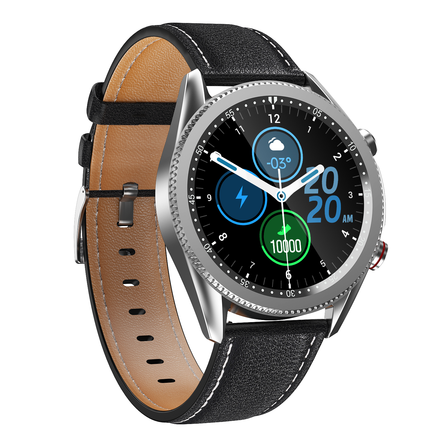 2020 sports smart watch men Bluetooth call Full touch screen Health monitoring women watches waterproof  for apple Android
