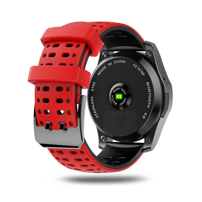 KSUN KSR707 Sports Smart Watch Support Touch SIM Card Blood Pressure Heart Rate Waterproof Bluetooth 4.0 Smartwatch 2