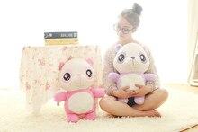 1PC  Lovely Cute Super Stuffed Animal Soft Panda Plush Toy Birthday Christmas baby Gifts Present Stuffed Toys For Kids недорого