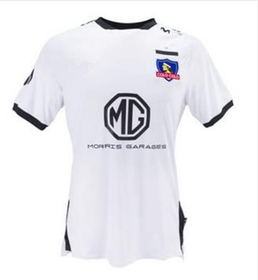 2019 The New  Adult Colo-Colo Shirt Chile Colo Colo Shirt Men's Lap Leisure Slim Clothing Mountain Climbing Colo Colo T Shirts