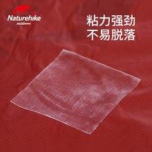 Naturehike – Kit de réparation transparent TPU, 3 pièces/lot, Patch pour tente de Camping, tapis de couchage, sac sec