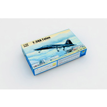 Trumpeter 02852 1:48 Scale US T-38A Talon Trainer Fighter Plane Airplane Aircraft Toy Plastic Assembly Model Kit trumpeter 1 35 czech army t 72m4cz main battle tanks model kit