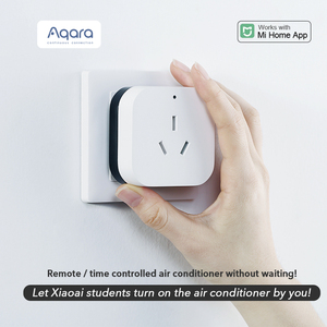 Image 5 - AQARA Multi Function Gateway Smart Socket 16A App Remote Control Electricity Monitoring Smart Switch Socket Work for Xiaomi app