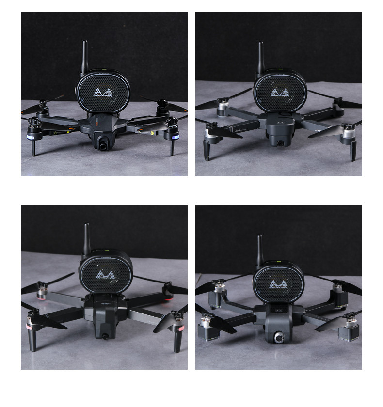 Drone Speaker Megaphone for Drone camera Aerial Broadcasting With A Loudspeaker 1200m Control Distance