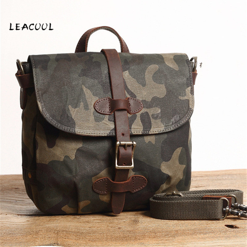 Messenger-Bag Design Bags Crossbody-Bags Shoulder Famous-Brand Male Men for Clutch Camouflage