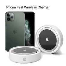 iPhone Qi Fast Charge 10W for iPhone XS/XS MAX/XR /X/8Plus/8,Wireless Quick Charger for Samsung Galaxy S9+S9 S8 Plus S8 S7 Note8