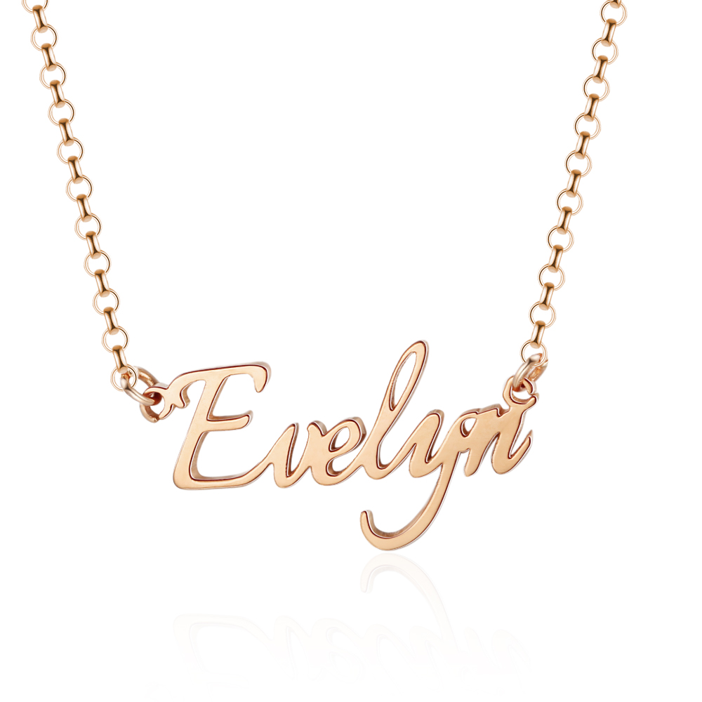 Hff4a4944ecd14a8b834cf45852a69ebeP 925 Sterling Silver Personalized Nameplate Letter Necklace Custom Made Name Pendant Russian Name Christmas Gifts for Girlfriend