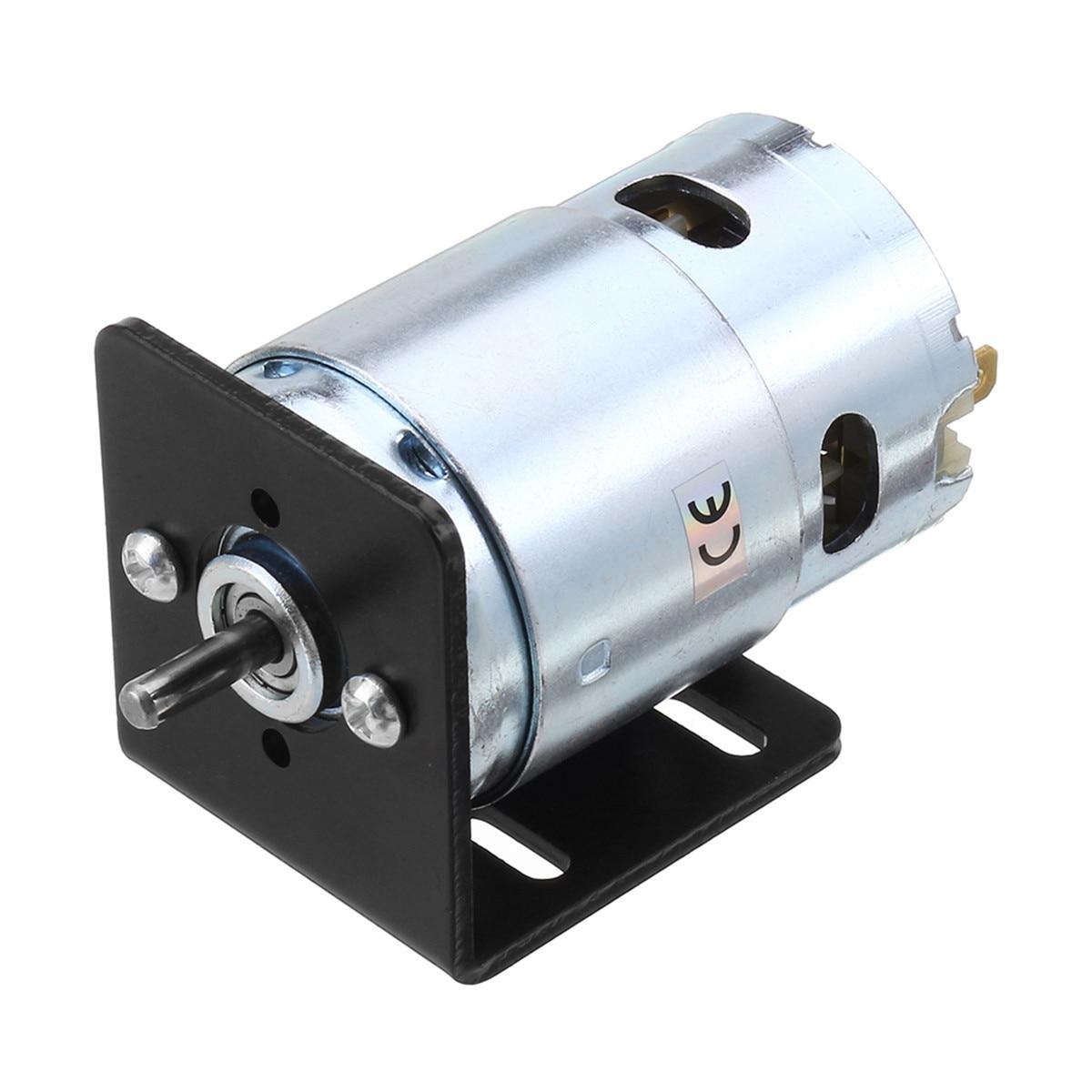 XNEMON 775 795 895 Motor Bracket / Gear Motor DC 12V-24V 3000-12000RPM Motor Large Torque Gear Motor