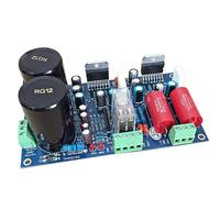 LEORY DIY DA7294 Audio Amplifier Board Kit 70Wx2 Two Channel Speaker Protection Power Amplifier Board Diy Sound System Speaker