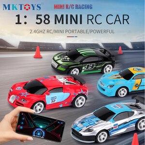 1:58 MINI RC Car Remote Contro