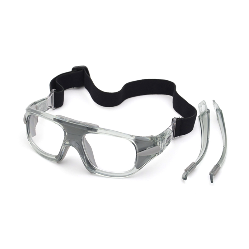 Sport Glasses Adjustable Explosion-proof Windproof Dust-proof Anti-fog Safety Goggles Protective Eyewear For Basketball