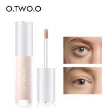 O.TWO.O maquiagem corretivo líquido creme de longa duração hidratante poro acne cobertura completa corretivo controle de óleo suave