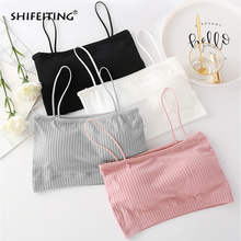 Strapless Women Tube Top Invisible Bra Seamless Underwear Female Bralette Push Up Crop Top Sexy Lingerie Women Crop Top