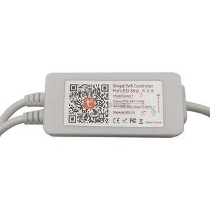 Image 4 - Tuya الذكية واي فاي LED قطاع ضوء RGB LED قطاع 12 فولت 5050 60 المصابيح/م 5 متر 10 متر مجموعة العمل مع أليكسا جوجل مساعد صوت التحكم عن بعد