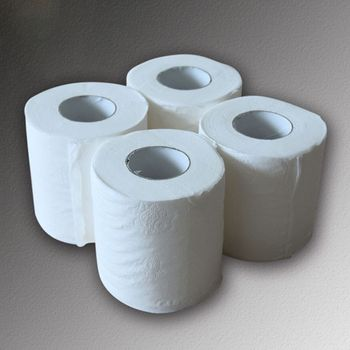 1/6/10 Rolls Toilet Paper Comfort Care Stronge 2-Layers Bath Tissue Hand Towels