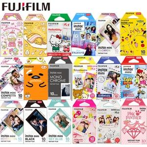 Image 1 - Fujifilm 10 100 Sheets Alice Cartoon Instant Photo Paper cartoon Film For Fuji Instax Mini 11 9 8 70 7s 50s 90 25 Share SP 1 2