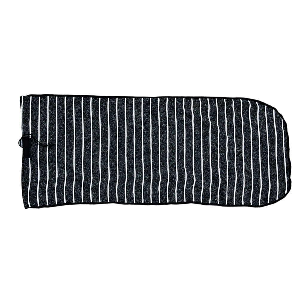 4.5ft Surfing Kneeboard Surfboard Sock Cover Stretch Storage Case - Soft and Quick-Dry Surf Boards Protective Bag