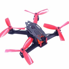Swallow F2 160 160Mm Carbon Frame Voor 20*20 /30.5*30.5 Fc Fpv Quadcopter Rc mini Drone