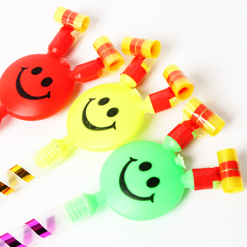 colorful Blowouts Whistle Blowing Dragon For Kids Birthday Party Favors Decoration Children Toys Supplies Party Props Sound Flut 10pcs self ink stamps kids party favors event supplies drawing toys for birthday party toys boy girl stamps toys