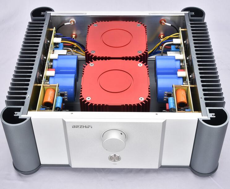 Reference GOLDMUND and HAFLER FET <font><b>HIFI</b></font> Fever Level Pure rear stage Power <font><b>Amplifier</b></font> 150WX2 image