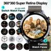 DIY watchfaces Smart Watch 360*360 HD IPS screen Smartwatch ECG IP68 Fitness Tracker expert sport Smart watch for men women