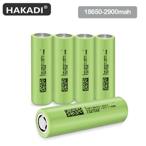 Image 1 - 18650 3.7V 2900mAh Rechargeable Lithium Ion Battery For Flashlight Electric Bicycle Laser Pointer 3C 5C High Power Discharge