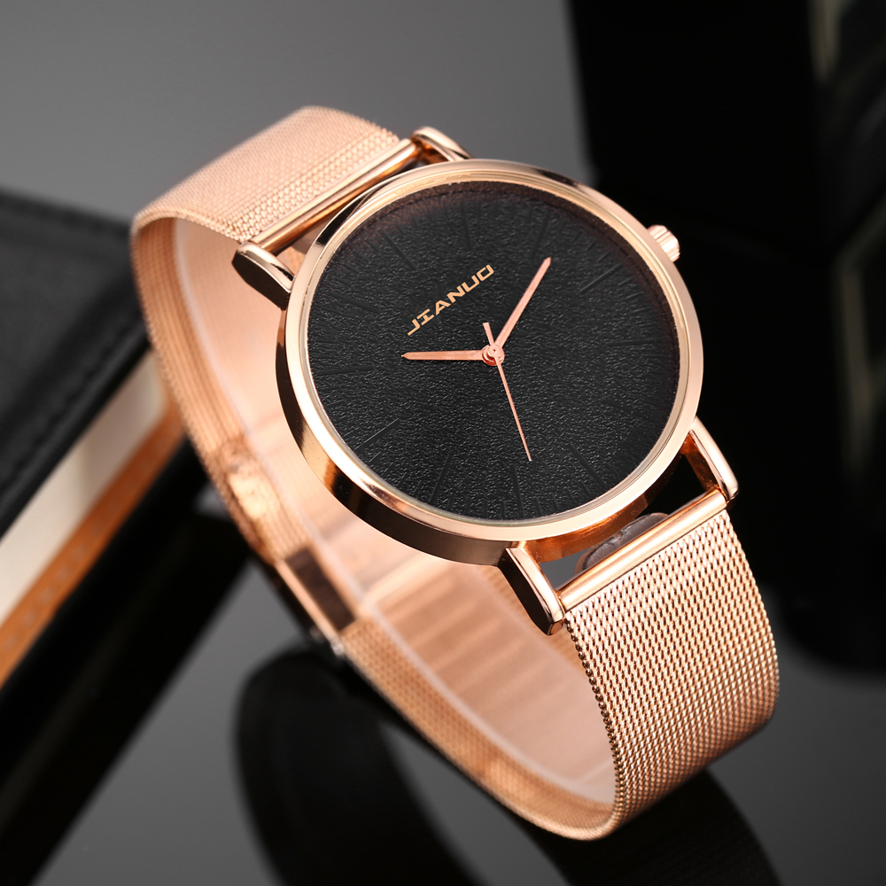 2020 Women's Wrist Watch Bayan Kol Saati Fashion Gold Silver Women's Watch Silver Woman Reloj Mujer Saat Relogio Zegarek Damski