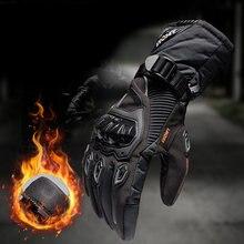 Suomy moto rcycle luvas 100% impermeável à prova de vento inverno quente guantes moto luvas tela de toque moto siklet eldiveni proteção