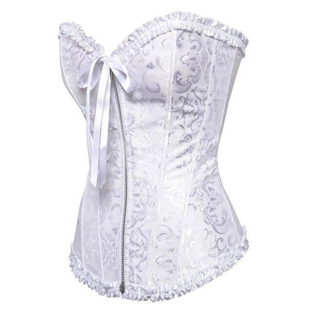 Женский костюм для косплея сексуальный готический корсет большого