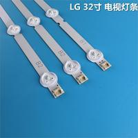 75PCS New Original B1 / B2 Type LED Backlight Strip for LG 32LN541V 32LN540V 6916L 1437A 1438A 32LN540B 32LN536B 32LN5310