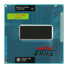 Intel Core i7-3632QM i7 3632QM SR0V0 2.2 GHz Quad-Core a Otto Thread di CPU Processore 6M 35W presa G2 / rPGA988B