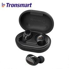 Volume Control Tronsmart Onyx Neo Bluetooth Earphone APTX TWS Wireless Earbuds w