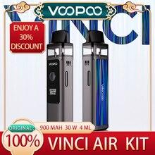 2021 el último MOD para vapear producto Original Voopoo Vinci AirPod Kit 900mAh 30W 4ml vaporizador vaper cigarrillo electronique