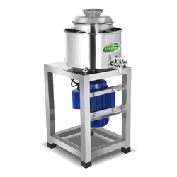 2kg/time Commercial Type 18 Meatball Beater Stainless Steel Electric Meat Mincer Grinder Processing Garlic Ginger Machine