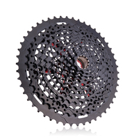 Mountain Bike Bicycle Freewheel 9 50T Riding Accessories Outdoor Cassette Cycling Replacement Sprocket Hard 12 Speed Rustproof