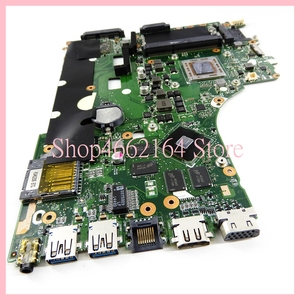 Image 5 - X550ZE anakart REV2.0 ASUS X550ZE A10 7400CPU Laptop anakart X550 X550Z X550ZA dizüstü anakart tamamen test edilmiş