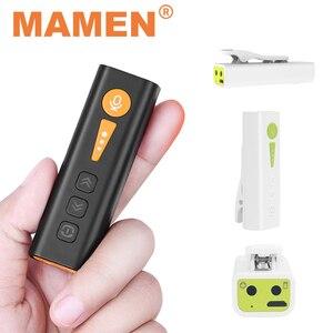 I3K портативные Bluetooth наушники с микрофоном, звуковая карта, Voice Changer, Lavalier, микрофон с гарнитурой для телефона, Live Game, Vlog