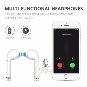 Image 5 - I7s TWS אלחוטי אוזניות Bluetooth אוזניות ספורט אוזניות אוזניות עם מיקרופון אפרכסת עבור Iphone Xiaomi סמסונג Huawei oppo