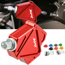 For HONDA XR400MOTARD XR650R XR 400 MOTARD XR 650 R Motorcycle Aluminum Dirt Pit Bike Stunt Clutch Lever Easy Pull Cable System