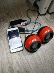 Image 5 - Placa receptora de áudio bluetooth 4.1, decodificador sem fio, stereo, módulo de música 3.7 5v, alto falantes sem fio