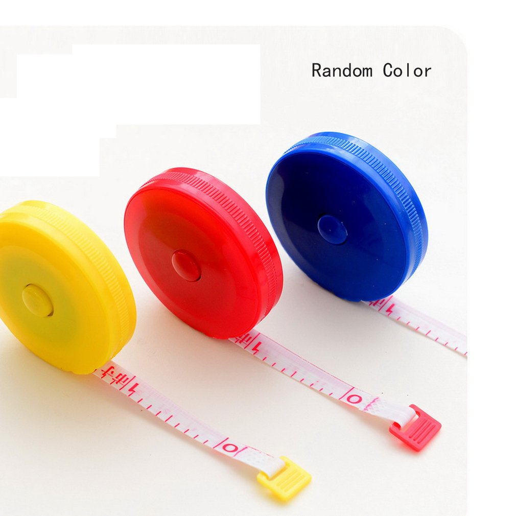 """Tape Measure 1.5M 150CM 60/"""" Sewing talyor measure for Seamless craft"""