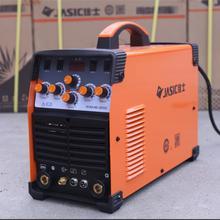 JASIC WSME-200 TIG-200P AC DC tig сварочный аппарат с аксессуарами двойной импульсный аргонодуговой сварочный аппарат бытовой алюминий