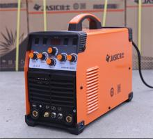 цена на JASIC WSME-200 TIG-200P AC DC tig welding machine with accessories Double Pulse Argon Arc Welding Machine Household Aluminum