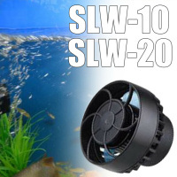 NEW Hot!!Jebao SLW Series Aquarium Fish Tank Sin Wave Frequency Conversion Wave Maker Wave Pump SLW 10 SLW 20