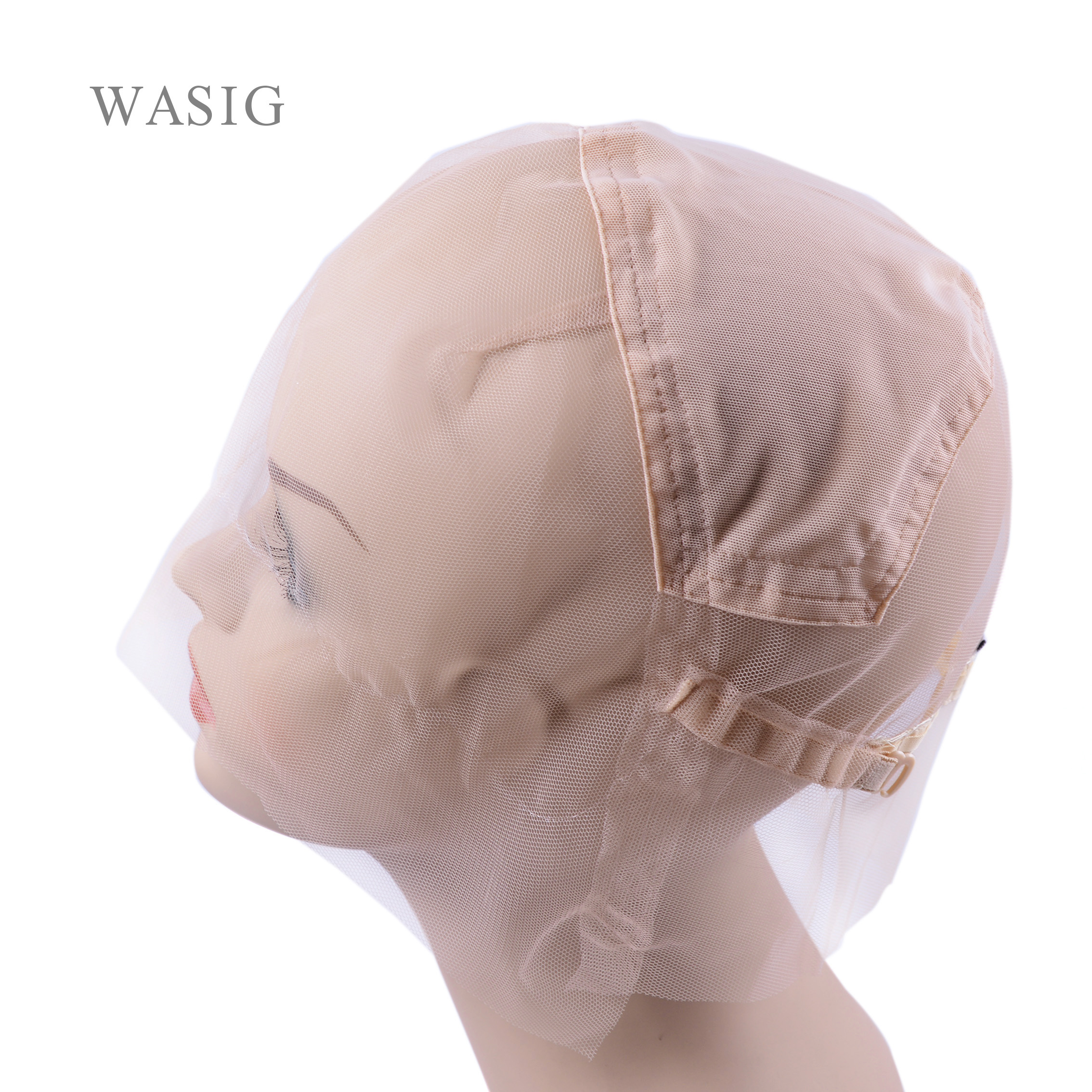 Breathable Hair Cap For Making Full Lace Wig Caps